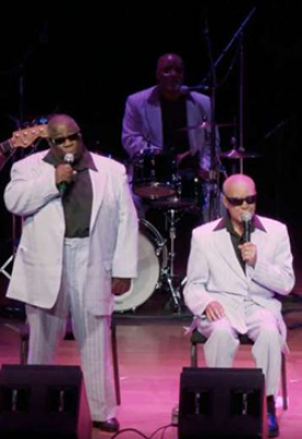 The Blind Boys of Alabama: How Sweet the Sound